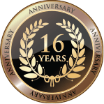 GetMoreOffers.com Years of Service Badge