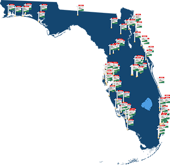 Florida Success Map