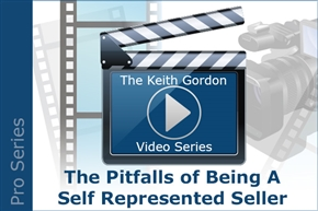 The Pitfalls of Being A Self Represented Seller - Preview Image