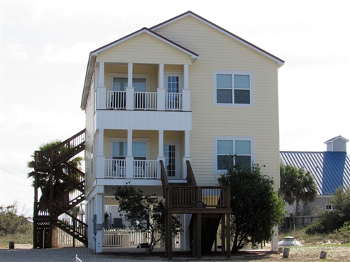 Photo of 1116 W Gulf Beach Drive, Saint George Island, FL 32333
