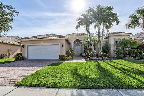 Photo of 9412 Palestro Street, Lake Worth, FL 33467