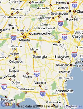 Warner Robbins Georgia Map.Atlanta Flat Fee Mls Starting At 1 For Georgia Sellers